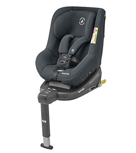 Maxi-Cosi Beryl Silla coche isofix Grupo 0+/1/2, contramarcha y reclinable, crece con el niño desde...