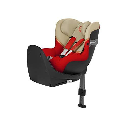 CYBEX Gold Silla de coche para niños Sirona S i-Size, Sistema giratorio de 360°, En contra de la...
