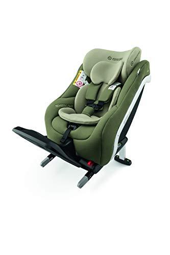 Concord Reverso Plus - Silla de auto grupo 0/1 con i-size, Color Moss Green