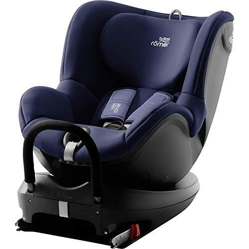 BRITAX RÖMER silla de coche DUALFIX2 R, Giratoria a 360 ° y con fijación ISOFIX, niño de 0 a 18...