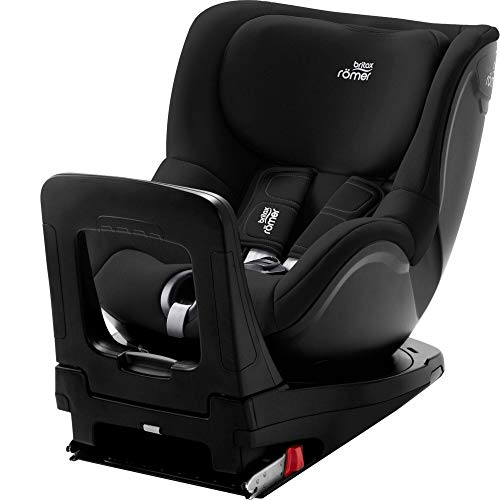 BRITAX RÖMER silla de coche DUALFIX Z-LINE i-SIZE, Giratoria a 360°, niño de 61 a 105 cm (Grupo...
