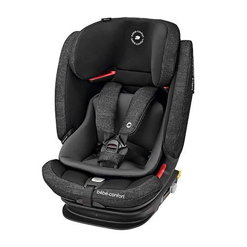 Bébé Confort Titan Pro 8604710210 Sillas de Coche, Negro (Nomad Black)