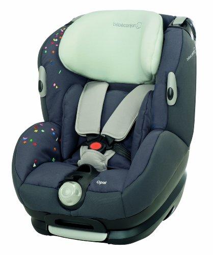 Bébé Confort Opal - Silla de coche grupo 0+/1, desde 0 hasta 18 kg, color gris