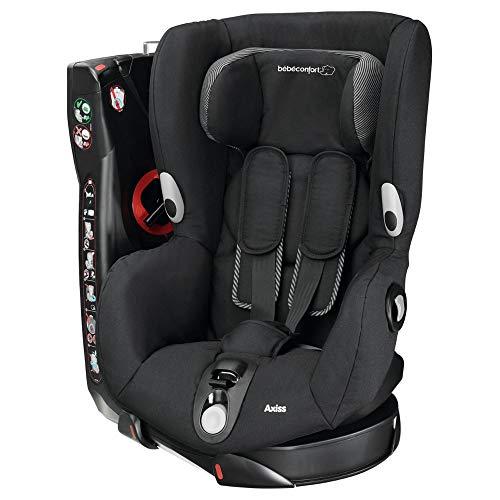 Bébé Confort Axiss Silla infantil giratoria para coche del grupo 1, ajuste extraseguro,...