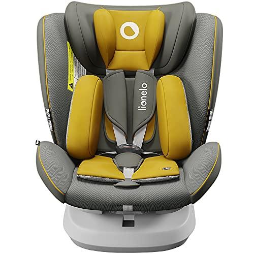 LIONELO Bastiaan One silla de coche bebe desde el nacimiento hasta los 36 kg, giratoria a 360...