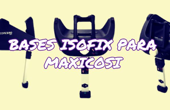 base isofix maxicosi