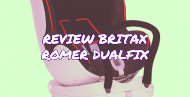 review britax romer dualfix