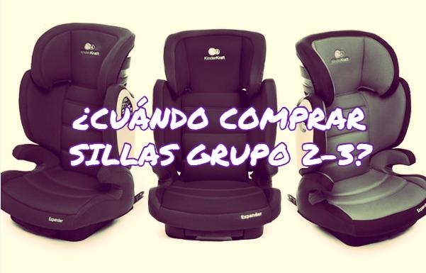 87bbe099aaf Sillas Grupo 2 3 a Contramarcha  Guía de compra + Reviews 2019