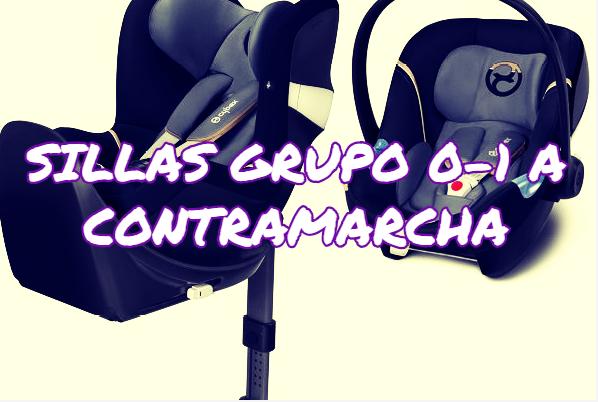 sillas contramarcha grupo 0 1