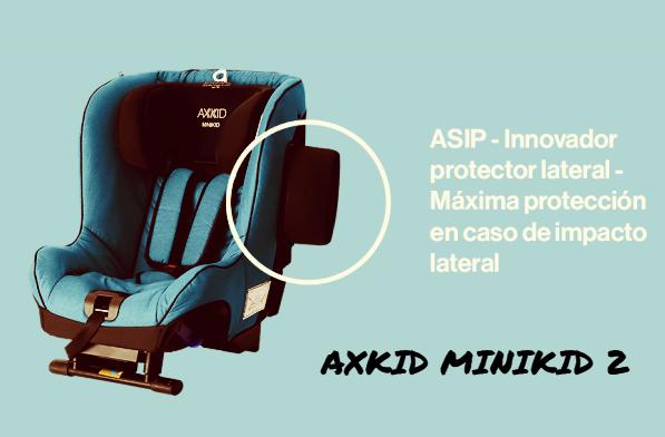 comprar axkid minikid 2.0
