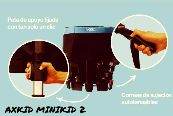 por qué comprar axkid minikid 2