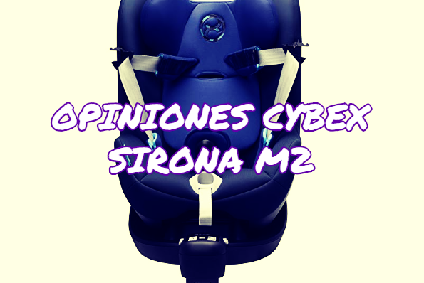 opiniones cybex sirona m2 i-size