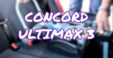concord ultimax 3