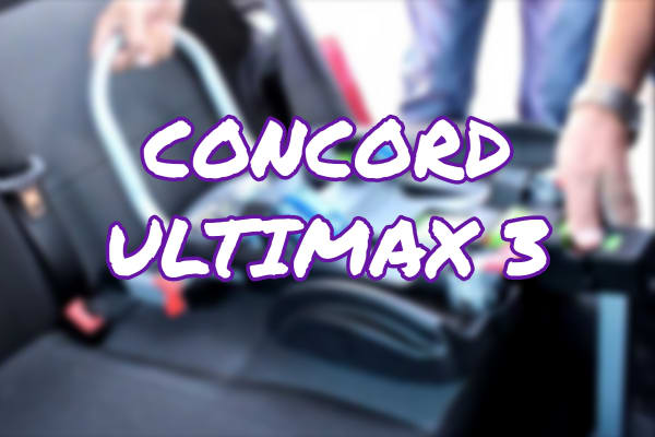 concord ultimax 3