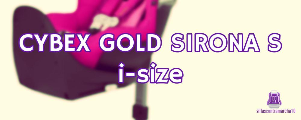 Cybex Gold Sirona S i-Size