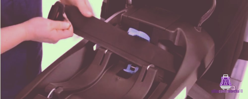 sillas a contramarcha sin isofix