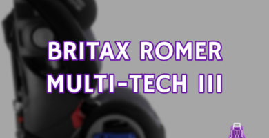 britax romer multi-tech III