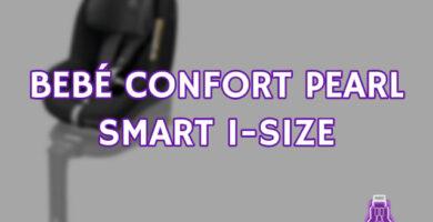 silla de auto pearl smart i-size