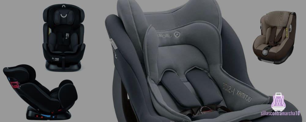 test plus silla coche bebe