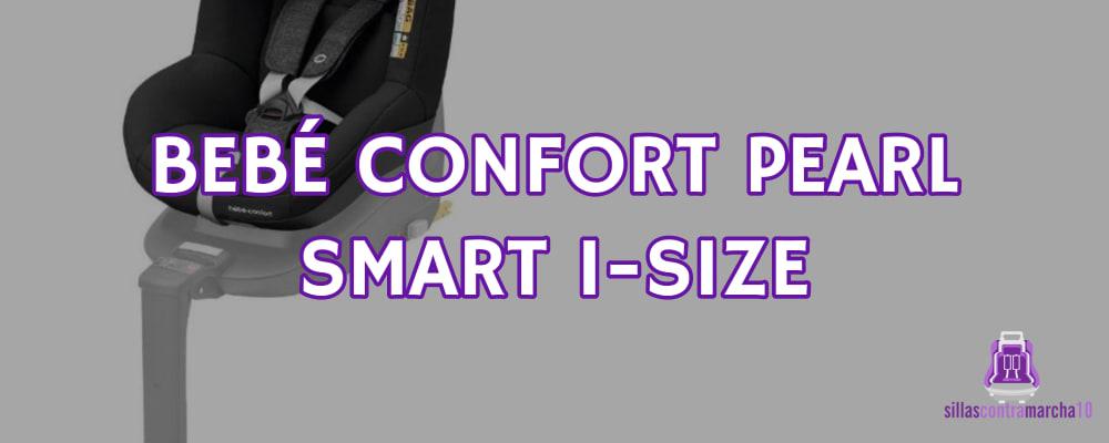 bebe confort pearl smart i-size