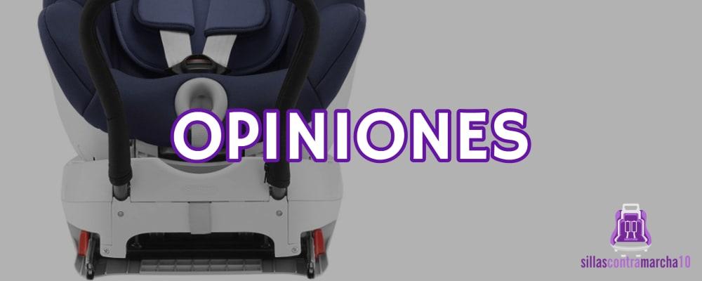 britax romer dual fix opiniones