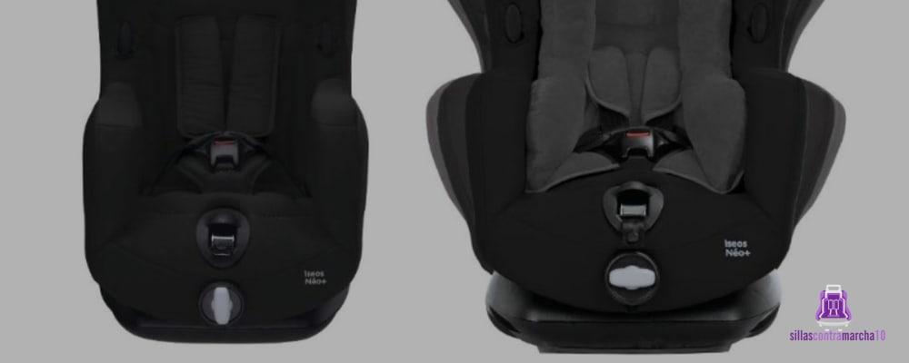 silla de auto iséos néo+