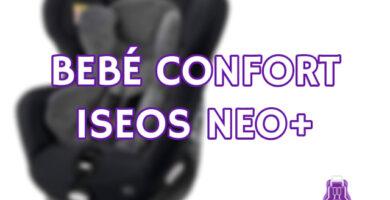 silla bebé confort iseos neo+