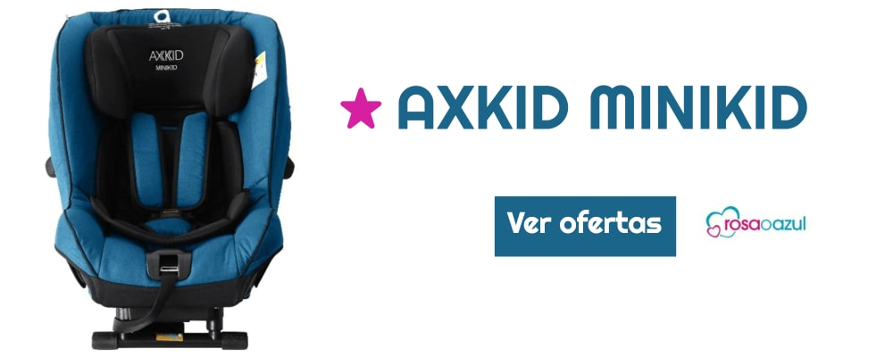 axkid minikid ofertas